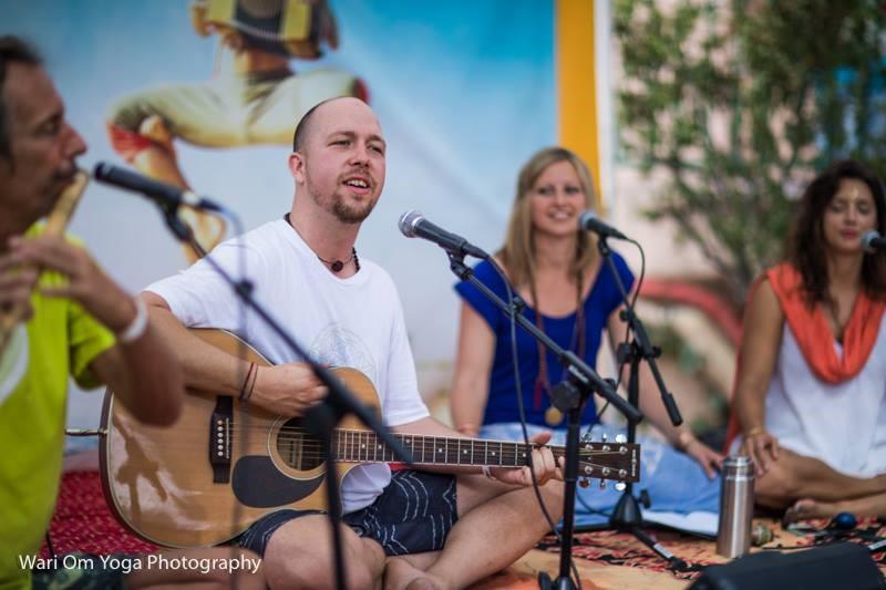 Großes Kirtan-Special Yoga Wochenende vom 21.-23.9. mit Johannes und Raphaela