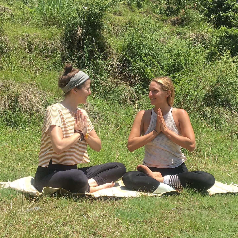 Ayurveda + Yoga Workshop mit Anke und Miriam am 28.12.